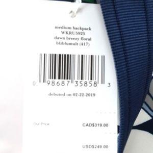 kate spade Bags - Kate Spade Dawn Breezy Floral Backpack NWT